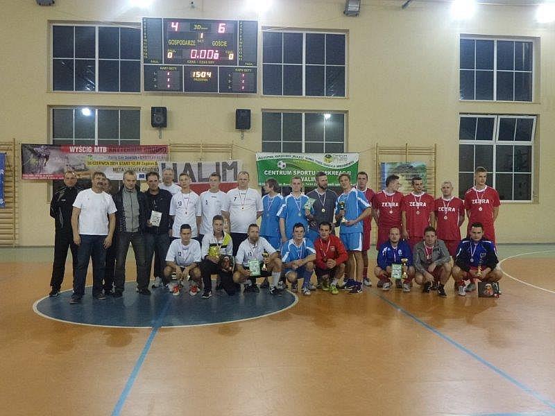 III Halowy Turniej Piłki Nożnej