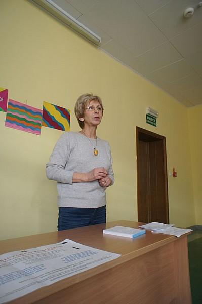 Posłanka odwiedziła Uniwersytet