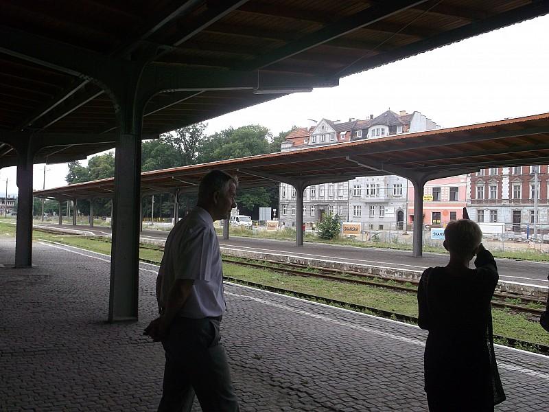 Od niedzieli do Wrocławia koleją