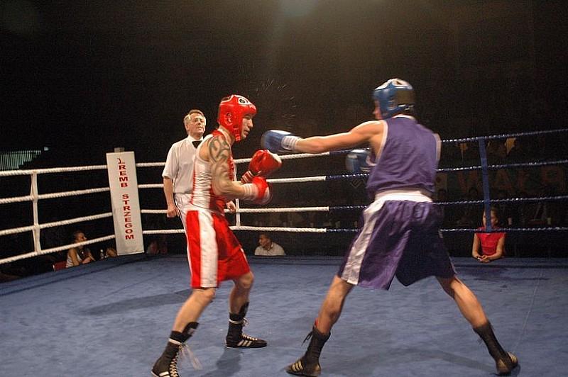 Turniej bokserski