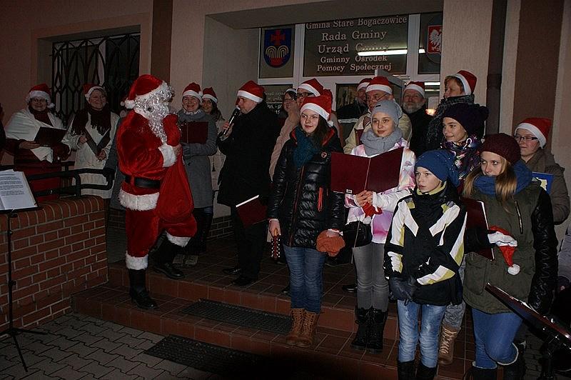 Mikołaj w Starych Bogaczowicach