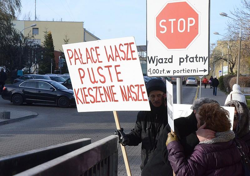 Będzie strajk w Górniczym?