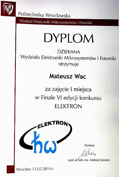 """""""Elektrona"""" z """"Energetyka"""""""