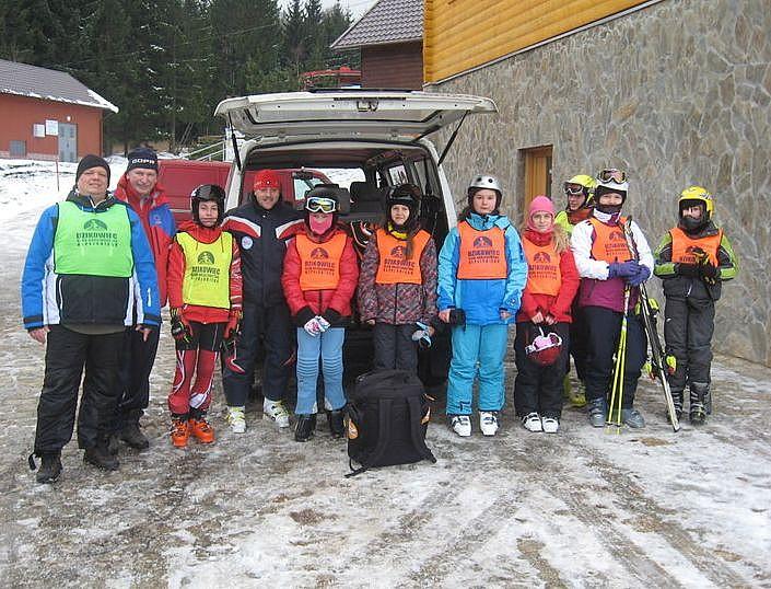 Klub narciarstwa alpejskiego