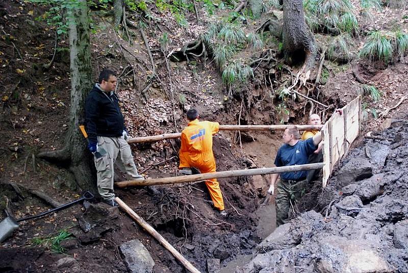 Sensacja: Odkryli XVI wieczną kopalnię srebra