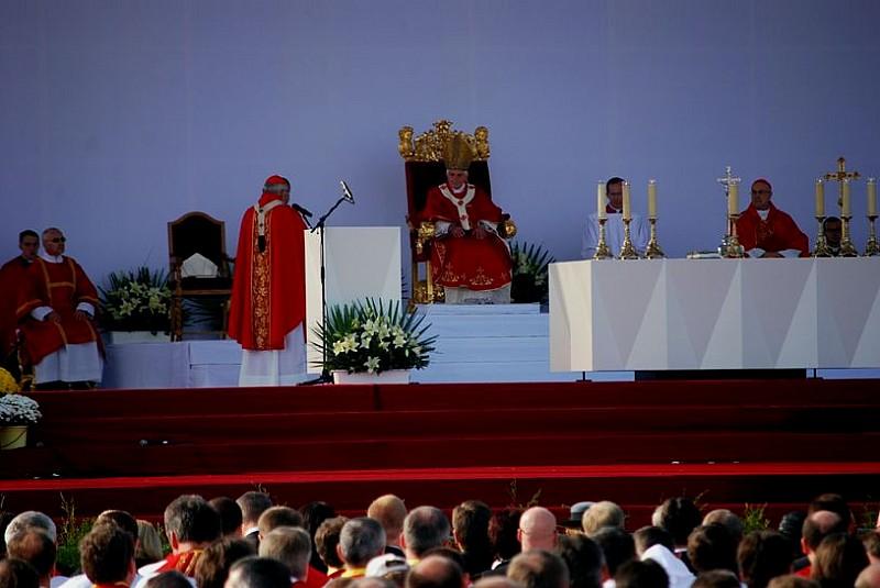 Spotkaliśmy się z Papieżem