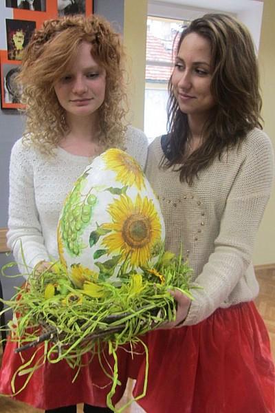 Kiermasz Wielkanocny w Ceramiku