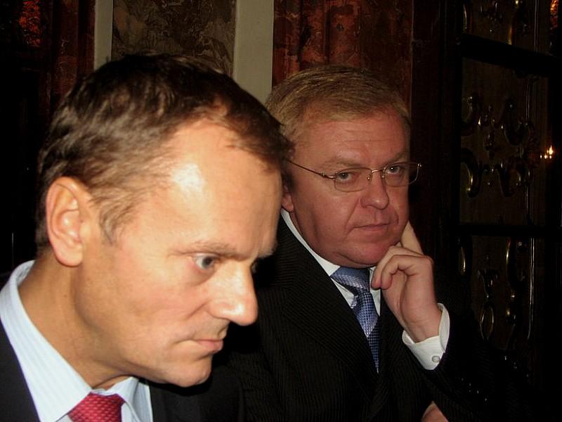Premier odsunął Chlebowskiego