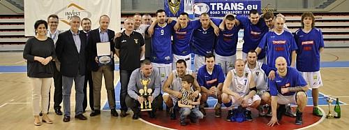 Koszykarski Górnik w II lidze