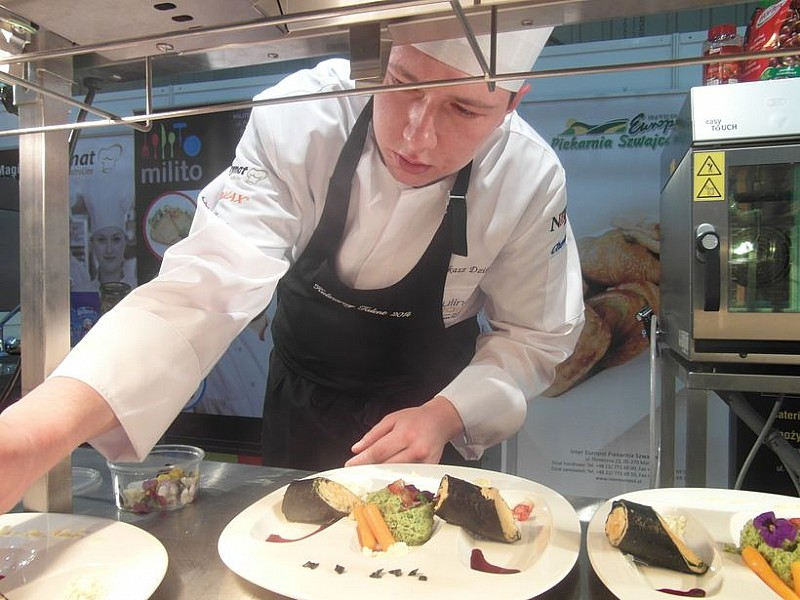 "Kulinarny Talent w  ""Gastronomiku"""