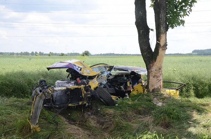 Tragiczny wypadek - zobacz foto/video
