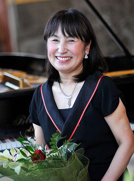 Koncert Atsuko Seta