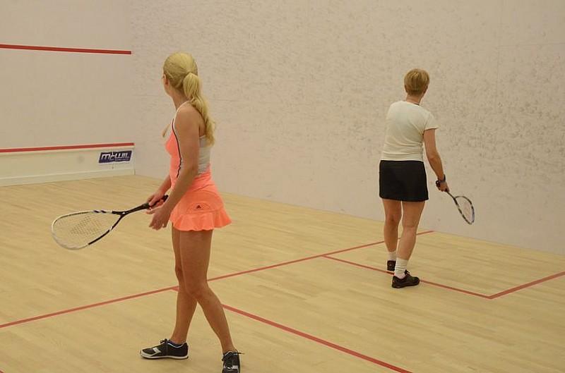 Wiosenna edycja Ladies Squash Liga