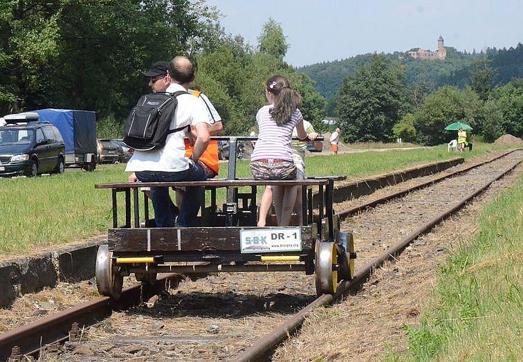 Ratują linię kolejową