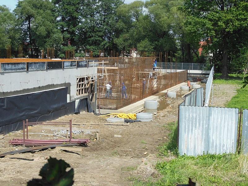 Budują kompleks w Szczawnie - Zdroju