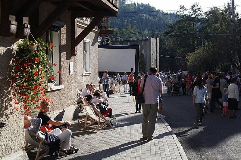 Sokołowsko Festiwal Filmowy Hommage à Kieślowski