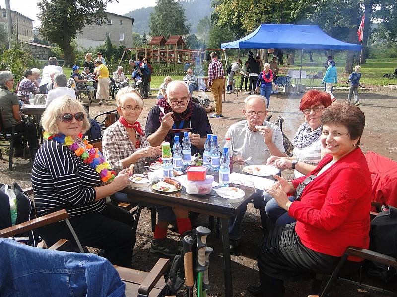 II Wałbrzyski Marsz Seniora