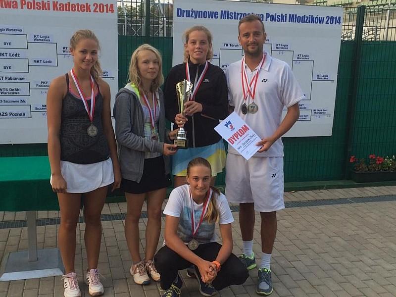 Szczawnieński tenis coraz mocniejszy