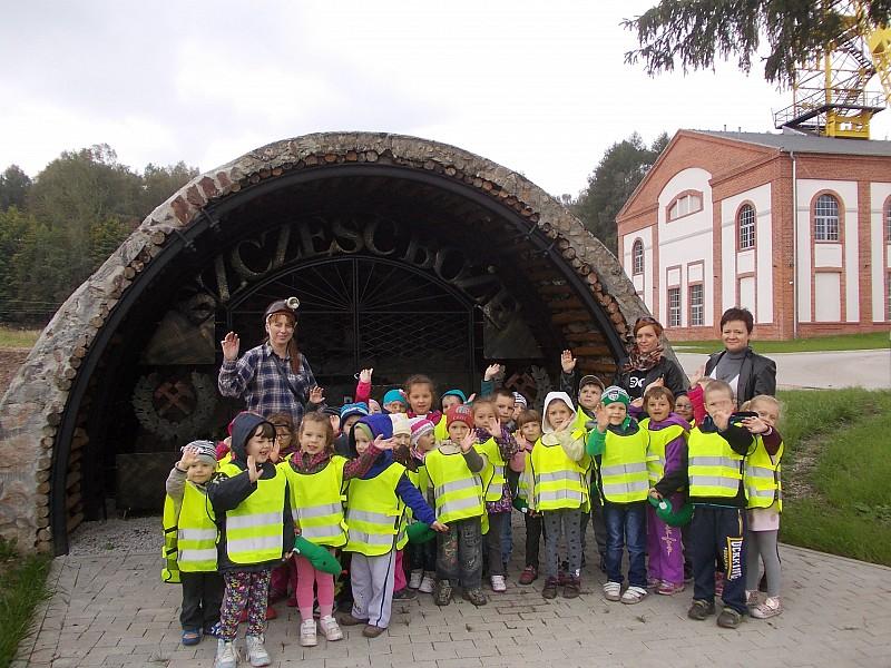 Przedszkolaki odwiedziły Witolda