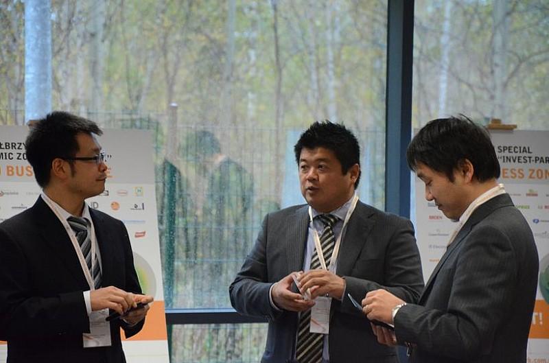 Strefy sprzyjają japońskim inwestorom