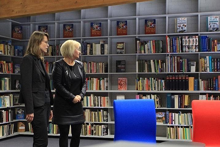 Mają wymarzoną bibliotekę