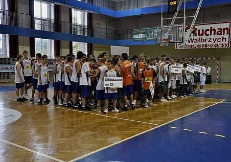 Szkolna Liga Koszykówki