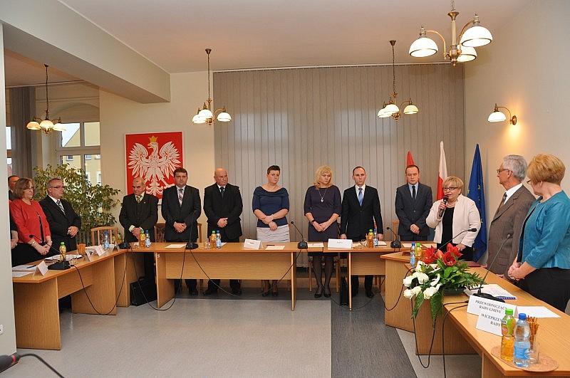 Czwarta kadencja wójt Mazurek
