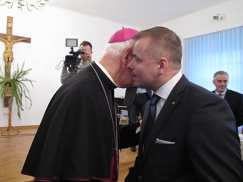 Starosta u Biskupa