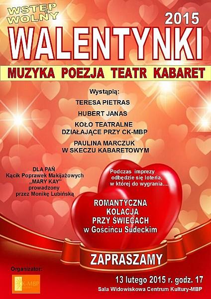 Walentynki w Głuszycy
