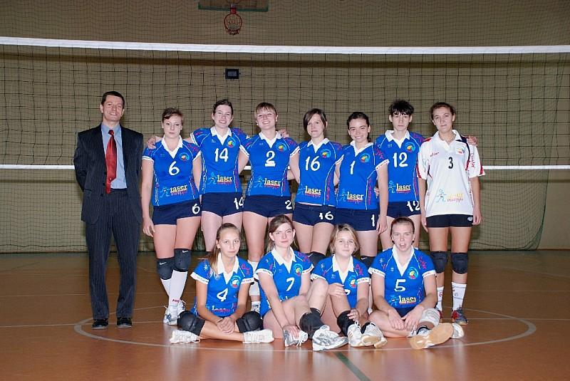 """UKS """"Głuszyca"""" -  SL Salos Nowa Ruda 3-1"""