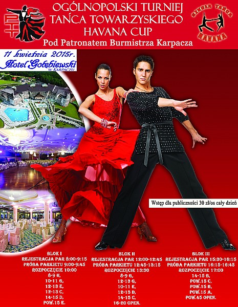 Ogólnopolski Turniej Tańca