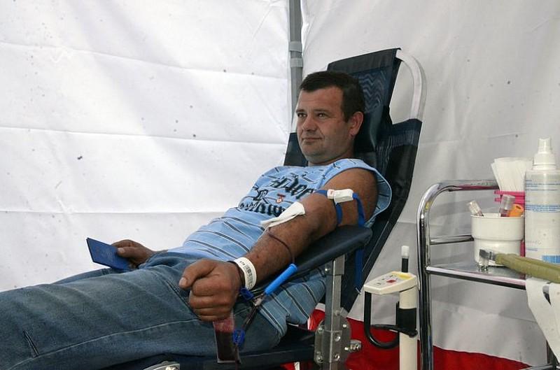 Krwiodawcy jeżdżą za darmo