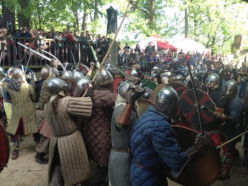 Jarmark średniowieczny