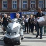 Manifestacja przeciwko składowisku - foto/video
