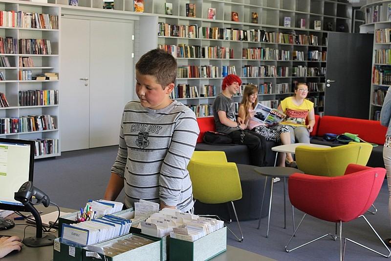 Biblioteka skomputeryzowana
