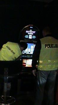 Nielegalny salon gier