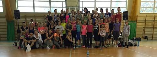 Maraton zumby w Głuszycy