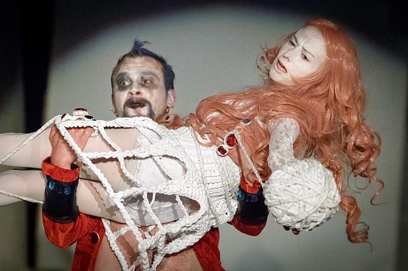 Halloween w Teatrze