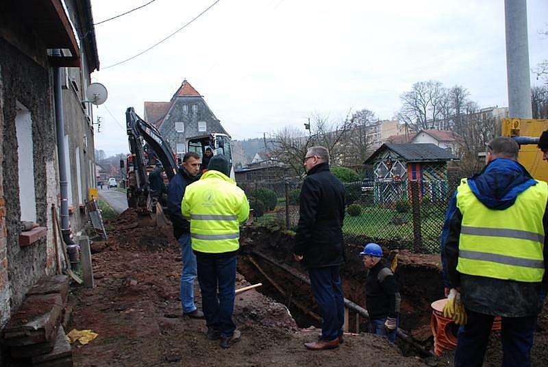 Remont na ulicy Górnośląskiej