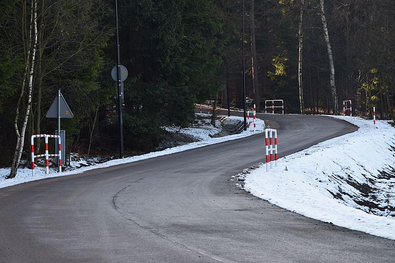 Nowa droga na Dzikowiec