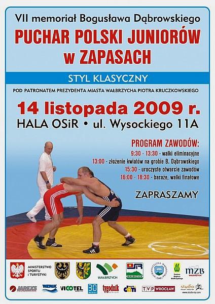 Puchar Polski z zapasach