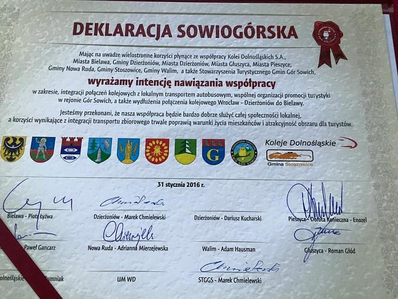 Deklaracja Sowiogórska