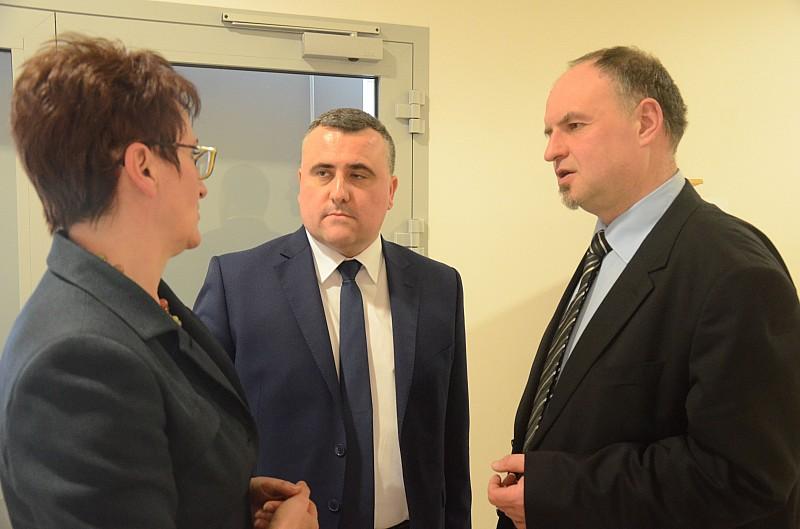 Badora zastępuje Kaśnikowską