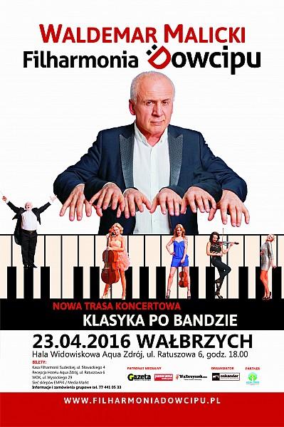 Filharmonia Dowcipu w Wałbrzychu