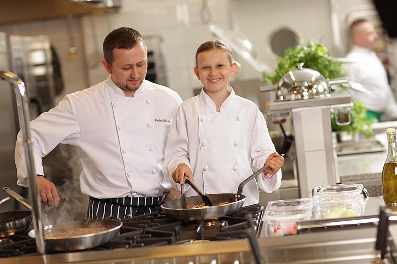 Szefowie kuchni w akcji