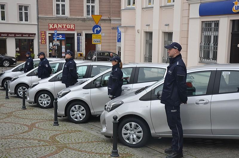 Mieszkańcy wsparli policję