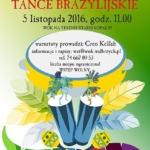 Tańce brazylijskie