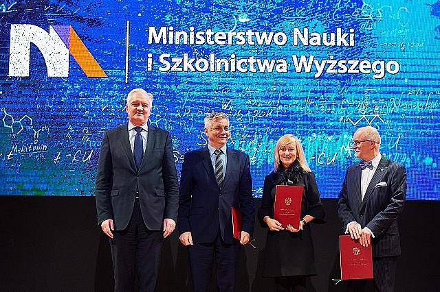 Nagroda ministra po raz trzeci